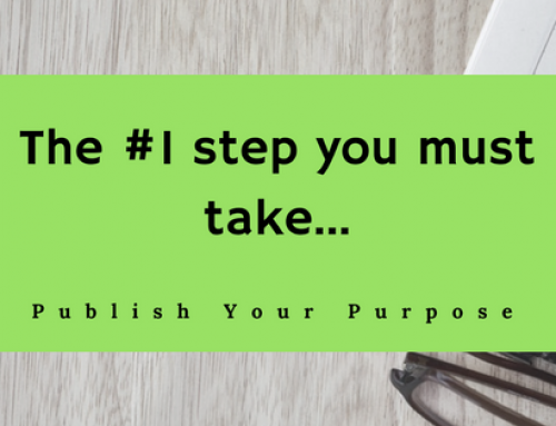 The #1 Step You Must Take Before Starting to Write Your Book