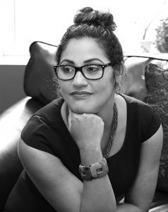 Dr. Maysa Akbar author of Urban Trauma