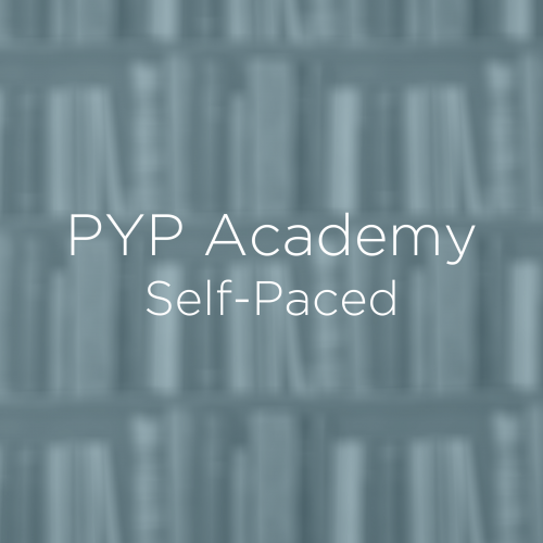Publish Your Purpose Press, Self-Paced Academy, Product Image