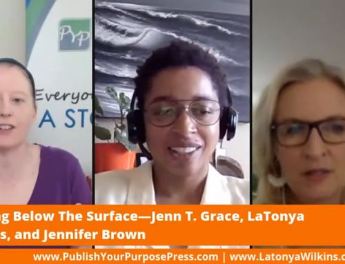 The Jen(n) Show with LaTonya Wilkins: Leading Below The Surface