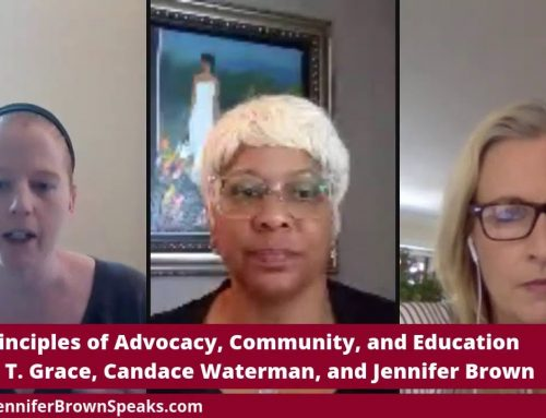 The Jen(n) Show With Candace Waterman: Advocacy, Community, and Education