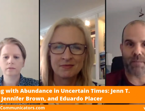 The Jen(n) Show with Eduardo Placer: Leading with Abundance in Uncertain Times
