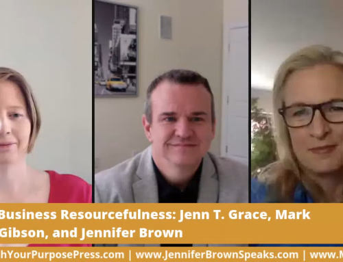 The Jen(n) Show with Mark David Gibson: Small Business Resourcefulness