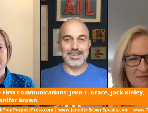 The Jen(n) Show with Jack Kinley: People First Communications