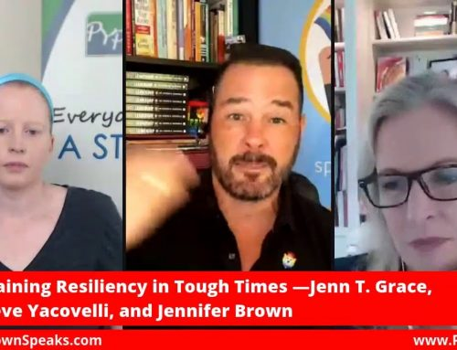 The Jen(n) Show with Dr. Steve Yacovelli: Maintaining Resiliency in Tough Times