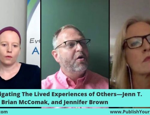 The Jen(n) Show with Brian McComak: Investigating The Lived Experiences of Others