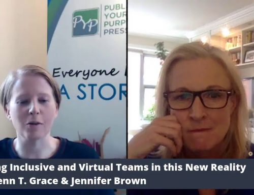 The Jen(n) Show: Leading Inclusive and Virtual Teams in this New Reality with