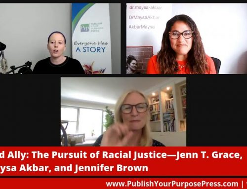 The Jen(n) Show with Dr. Maysa Akbar: Beyond Ally The Pursuit of Racial Justice