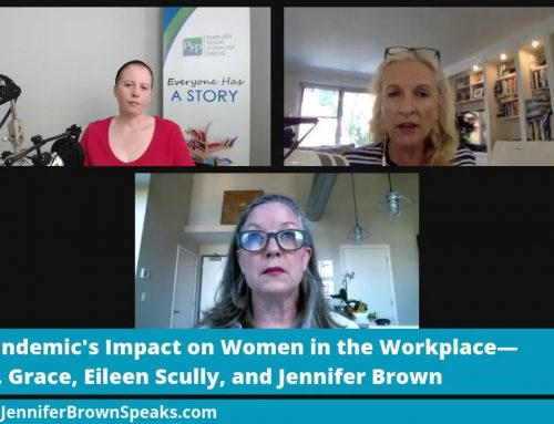 The Jen(n) Show with Eileen Scully: The Pandemic's Impact on Women in the Workplace